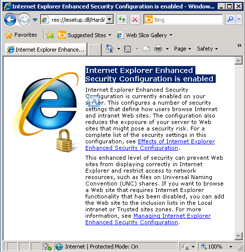 how to turn off java security in ie